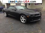 Chevrolet Camaro 2LT RS  used cars market