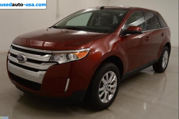 Car Market in USA - For Sale 2014  Ford Edge Limited