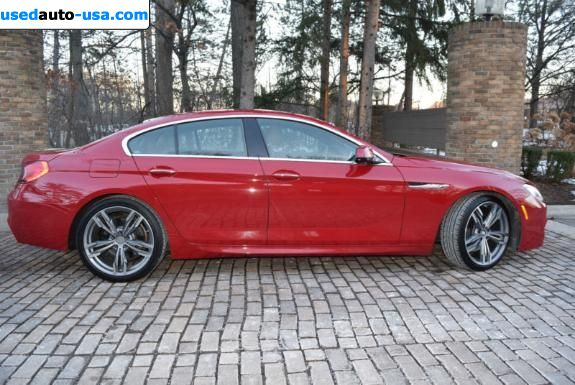 Car Market in USA - For Sale 2013  BMW 6 Series