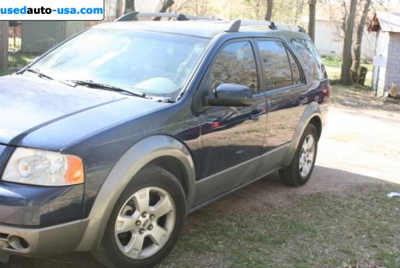 Car Market in USA - For Sale 2006  Ford Freestyle sel