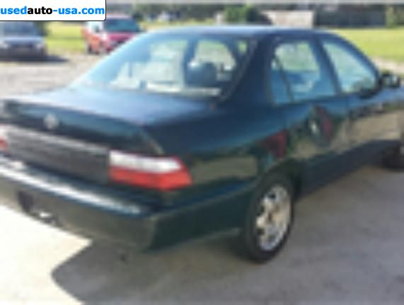 Car Market in USA - For Sale 1996  Toyota Corolla
