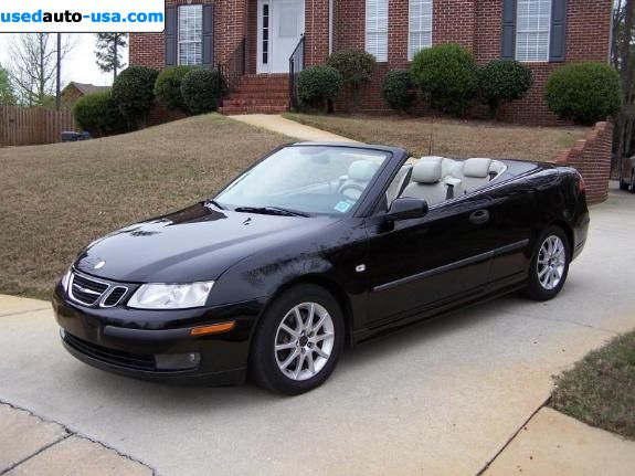 Car Market in USA - For Sale 2005  SAAB 9 3 9-3 ARC