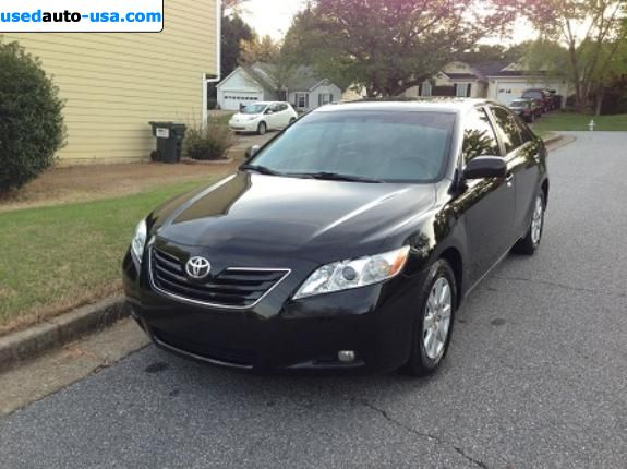 Car Market in USA - For Sale 2007  Toyota Camry