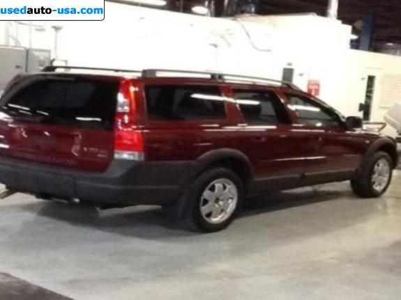 Car Market in USA - For Sale 2002  Volvo XC70 5 Cylinder
