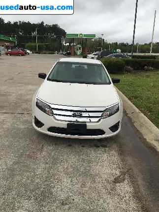 Car Market in USA - For Sale 2011  Ford Fusion S
