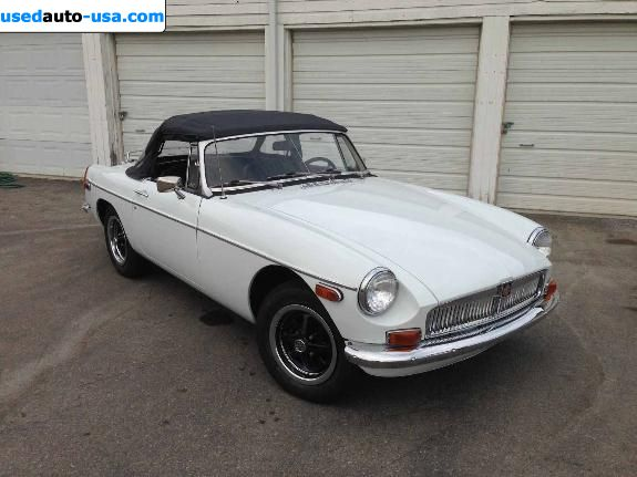 Car Market in USA - For Sale 1973  Mazda 323 MG MGB Roadster