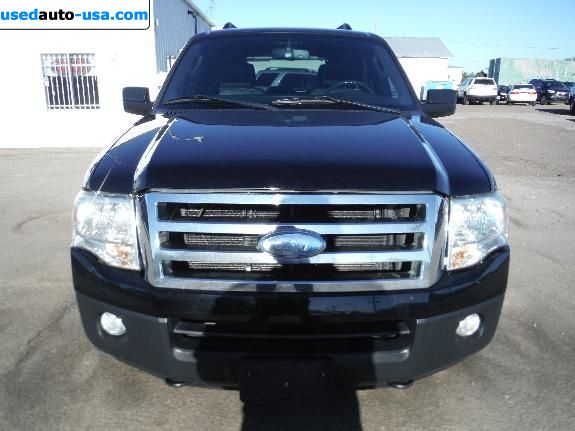 Car Market in USA - For Sale 2007  Ford Expedition XLT Premium 5.4L 4WD