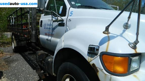 Car Market in USA - For Sale 2002  Ford F 750 F-750 super duty