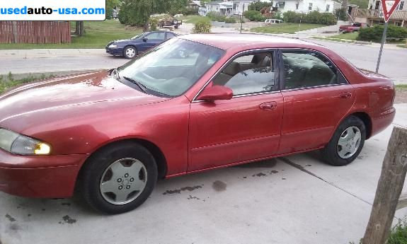 Car Market in USA - For Sale 1998  Mazda 626 LX