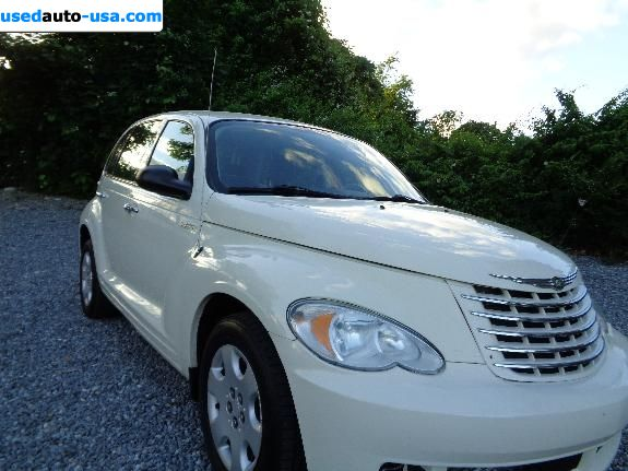 Car Market in USA - For Sale 2006  Chrysler PT Cruiser