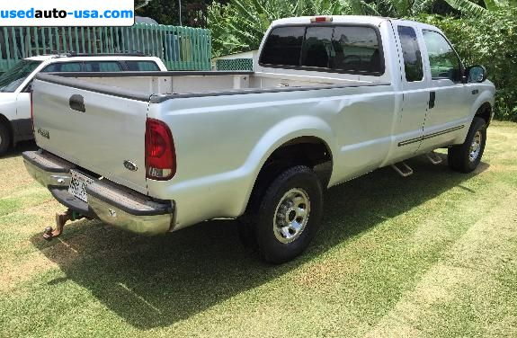 Car Market in USA - For Sale 2000  Ford F 250 F-250 XL