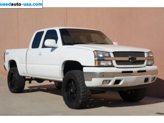 2005 Chevy Silverado For Sale >> For Sale 2005 Passenger Car Chevrolet Silverado C K1500 Z71