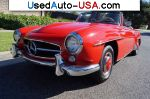 Car Market in USA - For Sale 1959  Mercedes 190 SL CONVERTIBLE WITH FACTORY 3RD SEAT