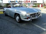 Mercedes 190 SL 1.9L straight 4 cyl  used cars market