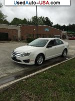 Ford Fusion S  used cars market
