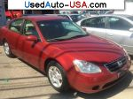 Car Market in USA - For Sale 2003  Nissan Altima