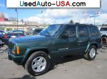 Jeep Cherokee CLASSIC 4X4  used cars market