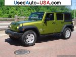 Jeep Wrangler Unlimited X  used cars market