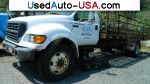 Ford F 750 F-750 super duty  used cars market