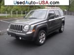 Jeep Patriot Latitude  used cars market