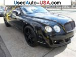 Bentley Continental Flying Spur  used cars market