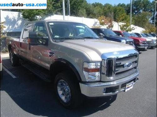 Car Market in USA - For Sale 2008  Ford F 250 Super   Duty