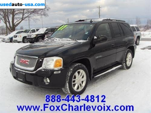 for sale 2007 passenger car gmc envoy denali charlevoix. Black Bedroom Furniture Sets. Home Design Ideas
