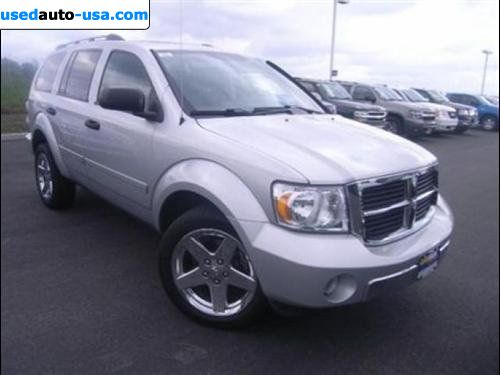 Car Market in USA - For Sale 2007  Dodge Durango Limited