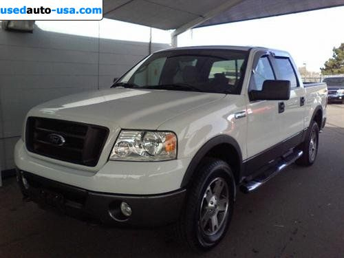 Car Rental Tulsa >> For Sale 2007 passenger car Ford F 150 FX4 Pickup 4D 5 1/2 ft, Tulsa, insurance rate quote ...