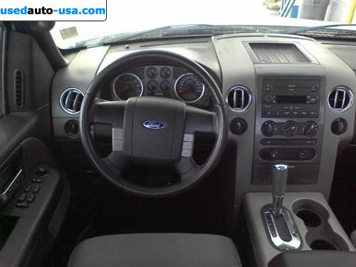 For Sale 2007 Passenger Car Ford F 150 Fx4 Pickup 4d 5 1 2