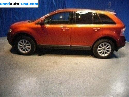 for sale 2007 passenger car ford edge sel plus west bend insurance rate quote price 19999. Black Bedroom Furniture Sets. Home Design Ideas