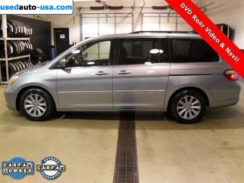 Russ Darrow Honda >> For Sale 2007 passenger car Honda Odyssey Touring ...