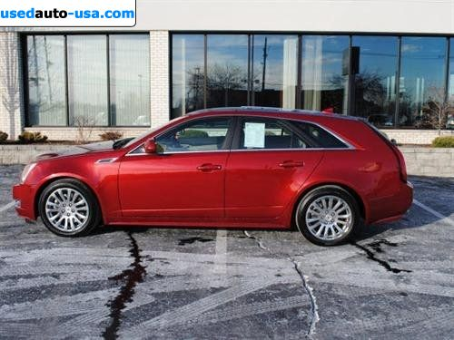for sale 2010 passenger car cadillac cts sport wagon performance clinton township insurance. Black Bedroom Furniture Sets. Home Design Ideas