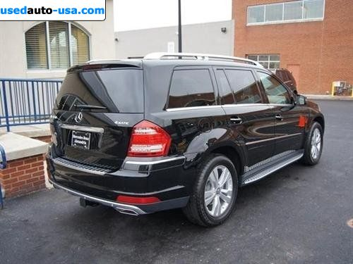 For sale 2011 passenger car mercedes gl 2011 mercedes benz for Mercedes benz insurance cost