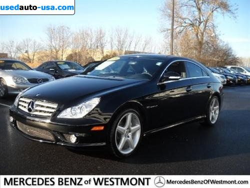 For sale 2006 passenger car mercedes cls 2006 mercedes for Mercedes benz of westmont il