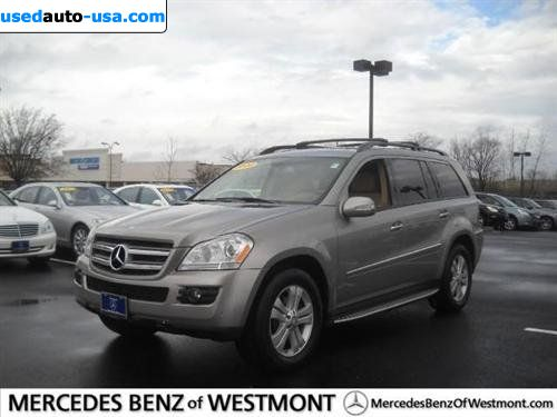 For sale 2008 passenger car mercedes gl 2008 mercedes benz for Mercedes benz of westmont il