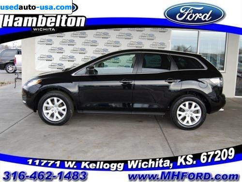 for sale 2008 passenger car mazda cx 7 grand touring wichita insurance rate quote price 19080. Black Bedroom Furniture Sets. Home Design Ideas
