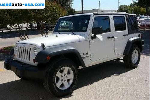 for sale 2007 passenger car jeep wrangler unlimited x dallas insurance rate quote price 18999. Black Bedroom Furniture Sets. Home Design Ideas