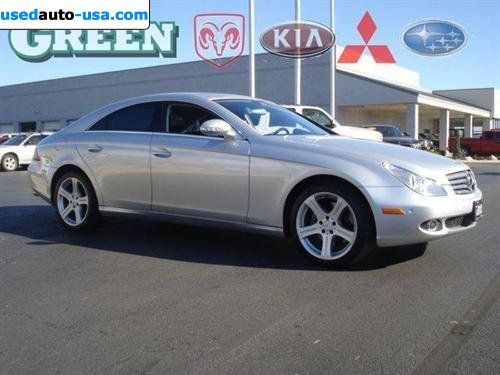 For sale 2006 passenger car mercedes cls 2006 mercedes for Mercedes benz insurance cost