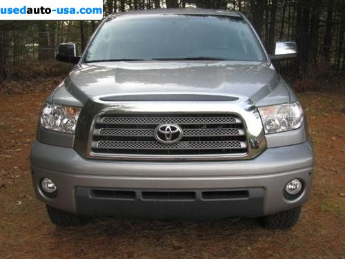 Car Market in USA - For Sale 2007  Toyota Tundra LTD
