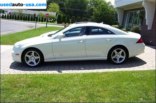 For Sale 2008 Passenger Car Mercedes Cls 2008 Mercedes