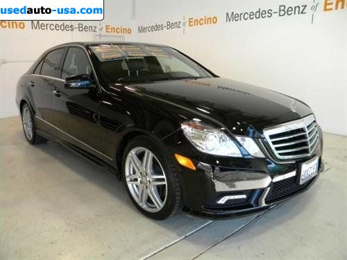 For sale 2010 passenger car mercedes e 2010 mercedes benz for Mercedes benz insurance cost