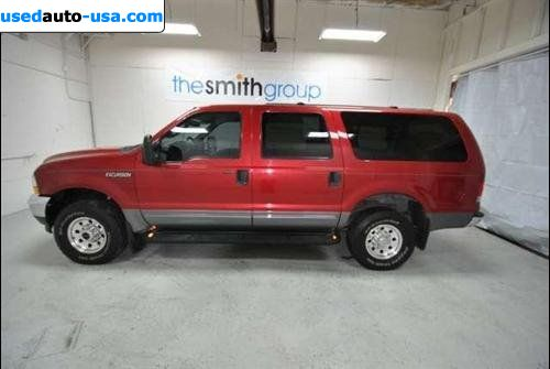 Car Market in USA - For Sale 2003  Ford Excursion LT