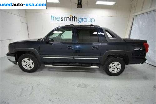 Car Market in USA - For Sale 2005  Chevrolet Avalanche LS
