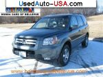 Honda Pilot EX-L Auto 4WD with Leather  used cars market