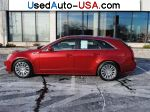 Cadillac CTS Sport Wagon Performance  used cars market