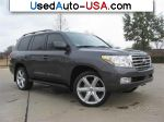 Toyota Land Cruiser Cruiser 4WD  used cars market