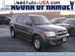 Toyota Sequoia SR5  