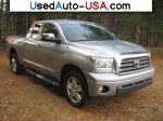 Toyota Tundra LTD  used cars market