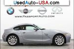 Car Market in USA - For Sale 2007  BMW Z4 Coupe